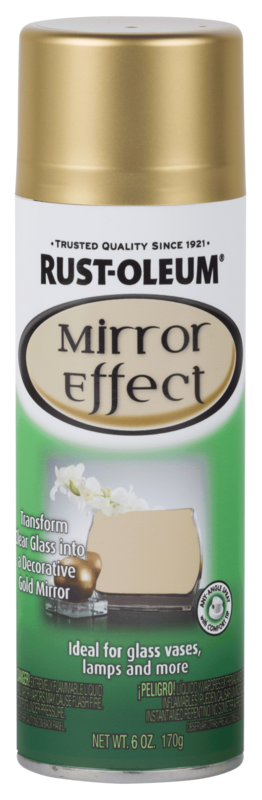 Rust-Oleum Spray Gold Mirror