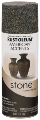 Rust-Oleum Stone Decorative Spray Paint