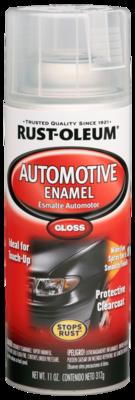 Rust-Oleum Automotive Enamel Spray Paint