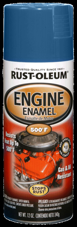 Rust-Oleum Engine Enamel Spray Paint