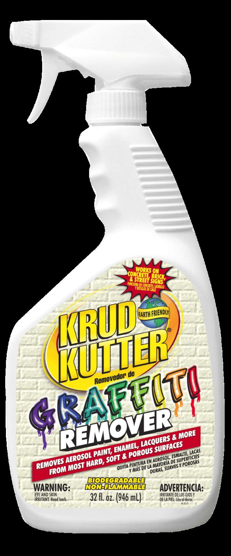 Krud Kutter Graffiti Remover