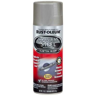 Rust-Oleum Spray Stainless Steel