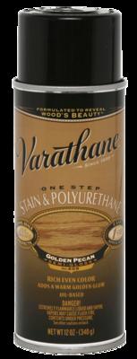 Varathane Poly Stain Spray