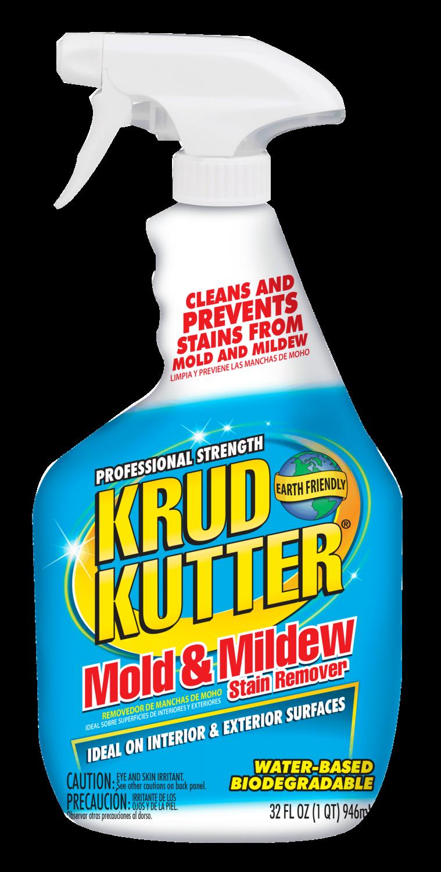 Krud Kutter Mold Mildew Stain Remover