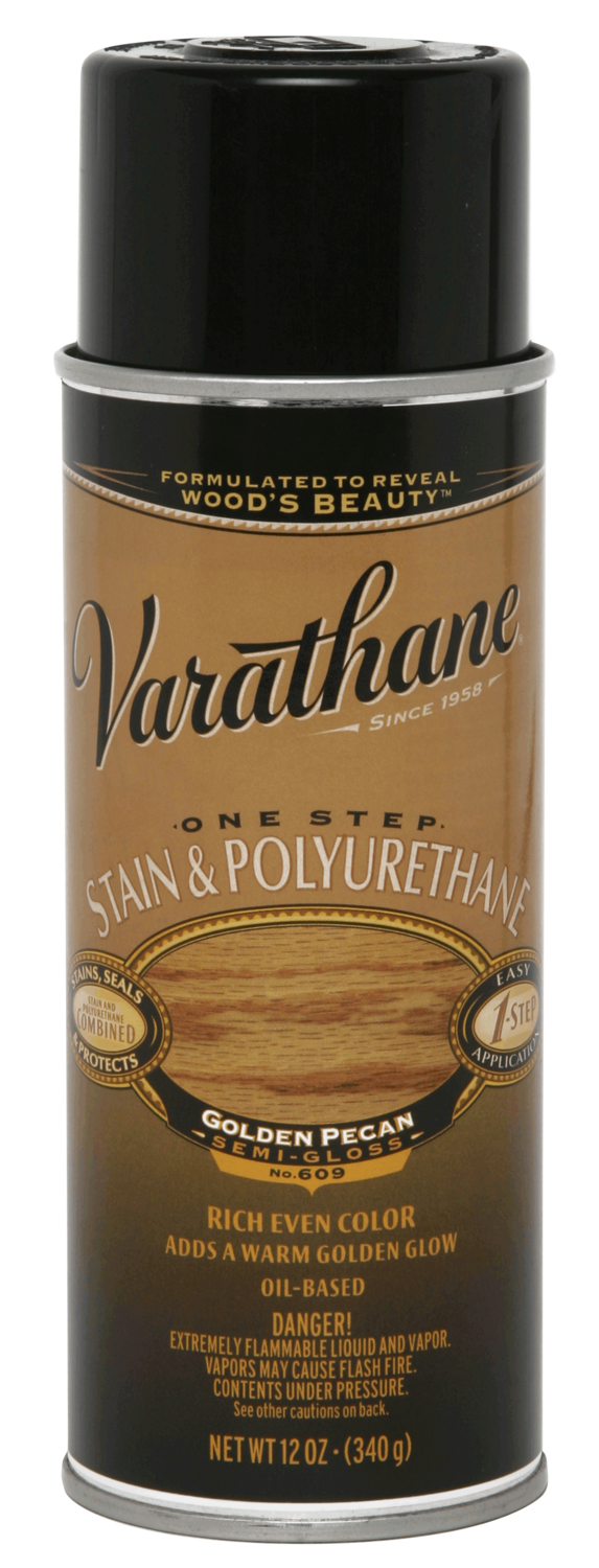 Varathane Poly Stain Spray