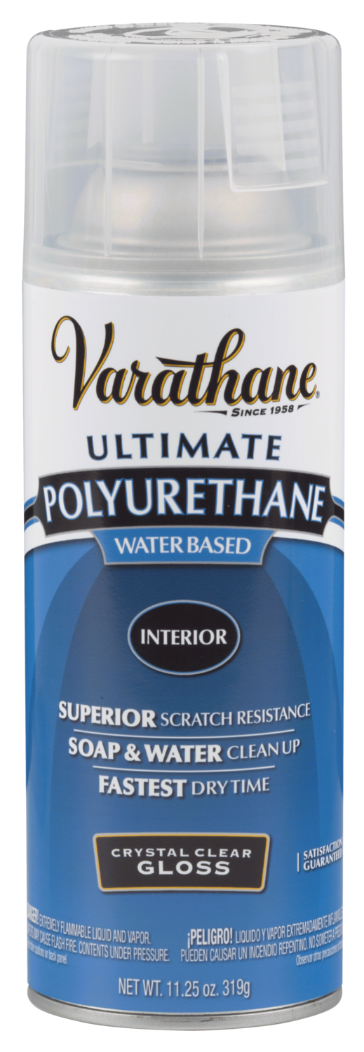 Rust-Oleum Water Based Polyurethane Spray