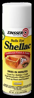 Rust-Oleum Spray Shellac