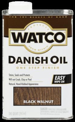 Watco Danish Oil