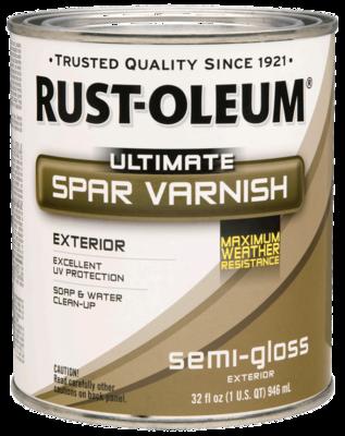 Ultimate Spar Varnish Exterior