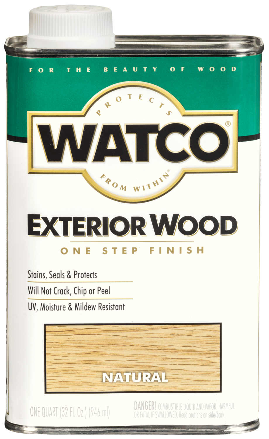 Watco Exterior Wood Finish