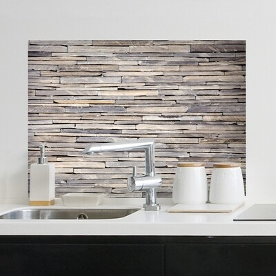 Stones Self Adhesive Kitchen Panel