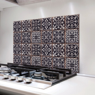 Tiles Azulejos Self Adhesive Kitchen Panel