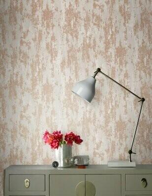 Industrial Texture Copper Wallpaper
