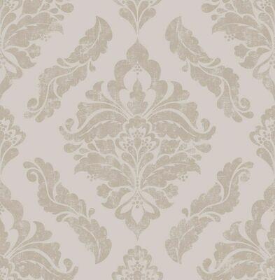 Damaris Rose Gold Wallpaper