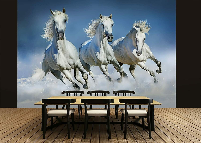 Arabian Horses Wall Mural