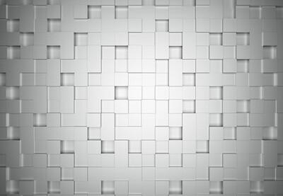Cubes Wall Mural