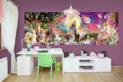 Fairyland Wall Mural