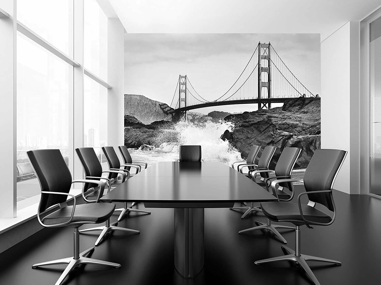 Golden Gate Bridge Wall Mural