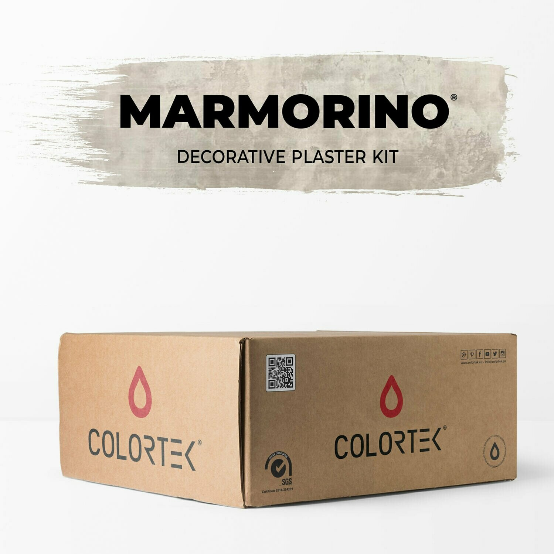Marmorino Decorative Plaster Kit for 4 sqm