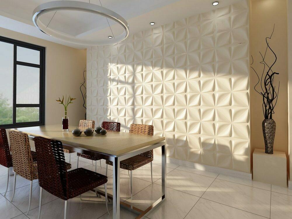 Aryl 3D Wall Panel