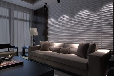 Brandy 3D Wall Panel