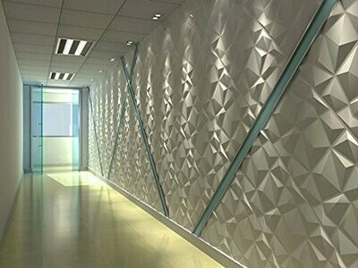 Diamond 3D Wall Panel