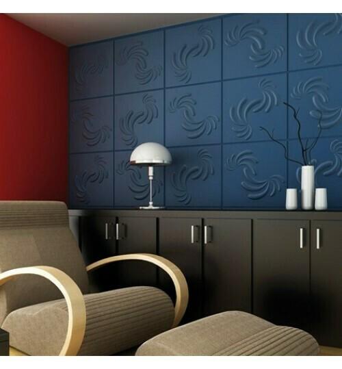 Jonas 3D Wall Panel