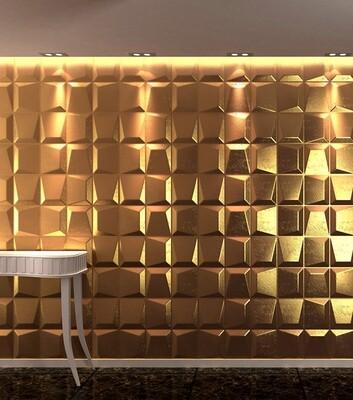 Mosaics 3D Wall Panel