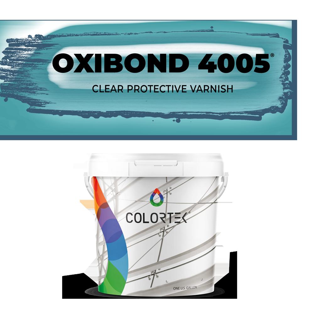 Oxibond 4005 - Clear Protective Varnish
