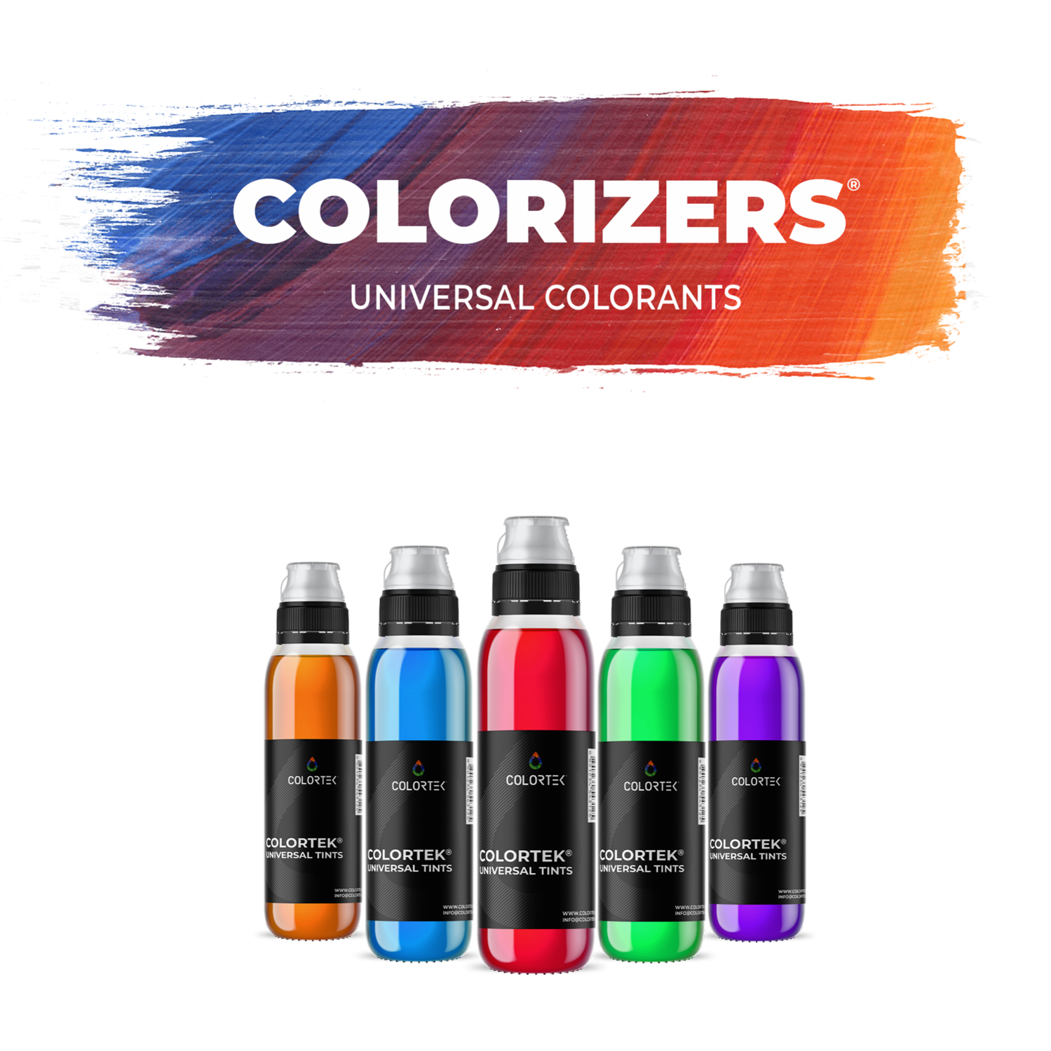 Universal Concentrated Colorants