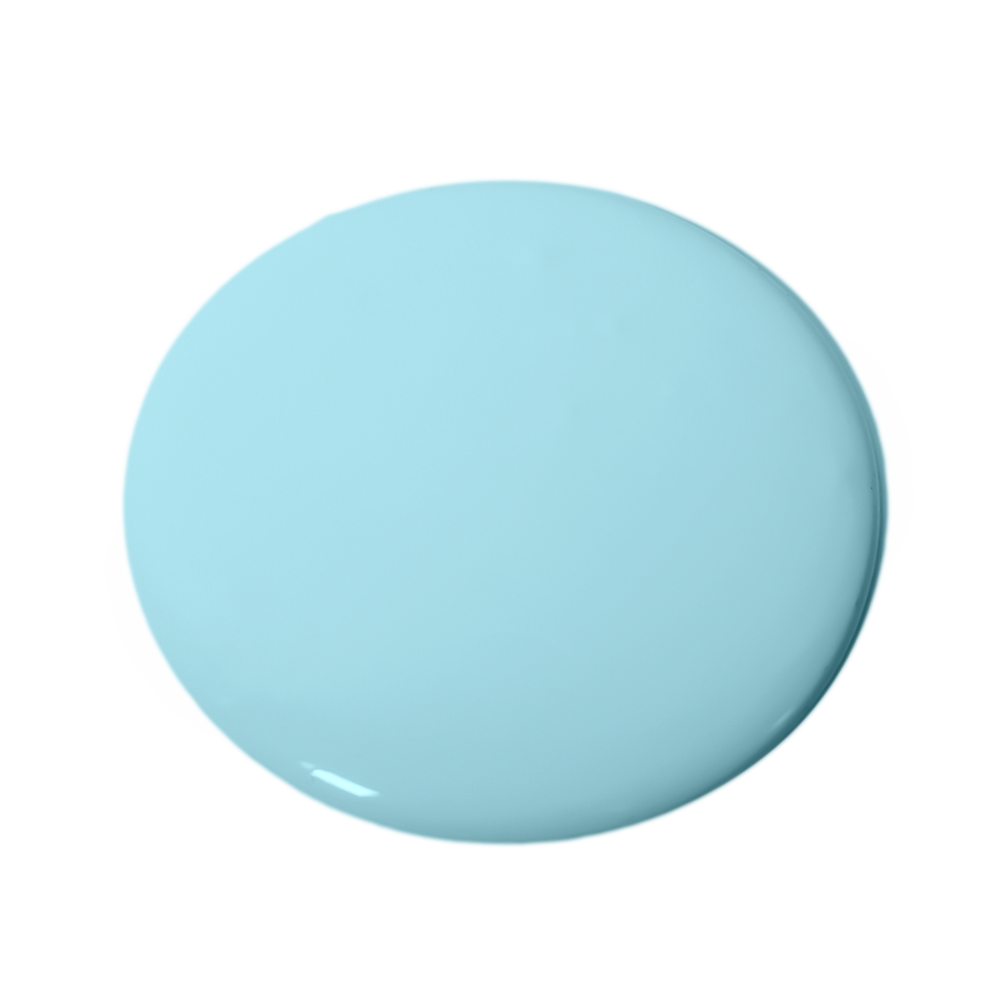 Turquoise 210 Essential Paint Colors