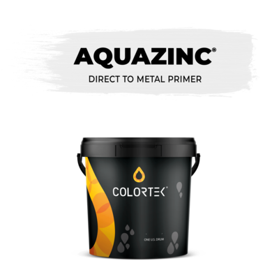 Aquazinc Water-Based Anti Corrosion Primer