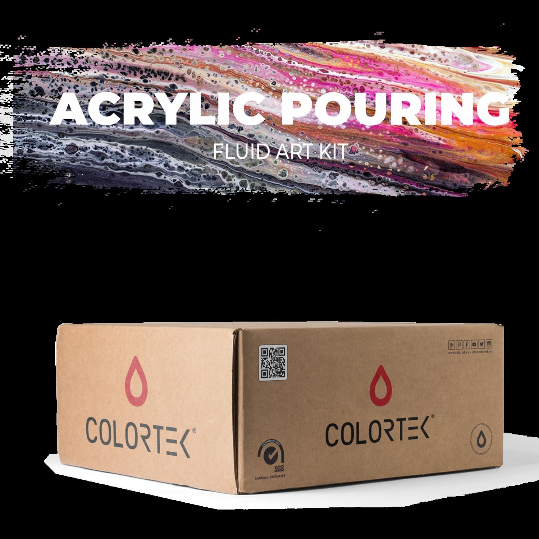 Acrylic Pouring Kit