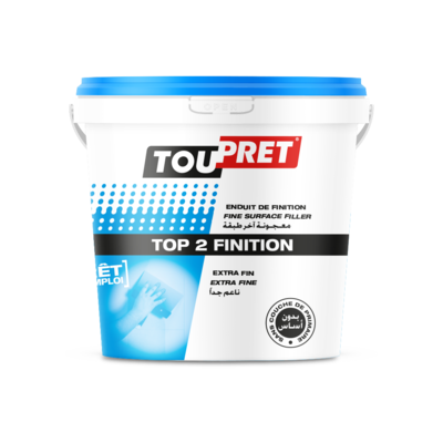 Toupret Top 2 Smooth Wall Filler
