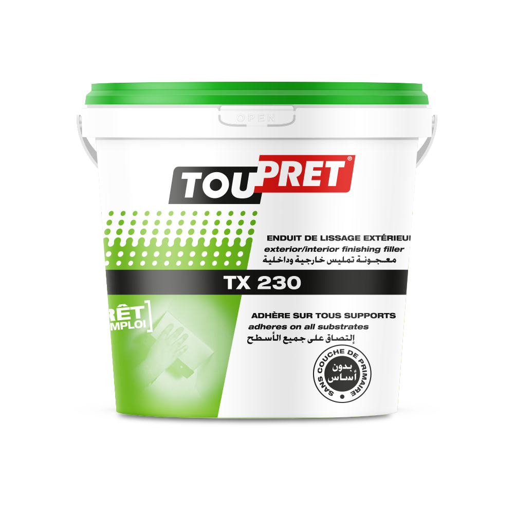 Toupret TX 230 Exterior High Adherence Filler