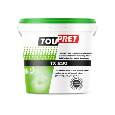 Toupret TX 230 Exterior High Adherence Filler