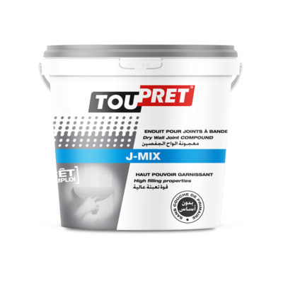 Toupret J-Mix Dry Wall Joint Compound