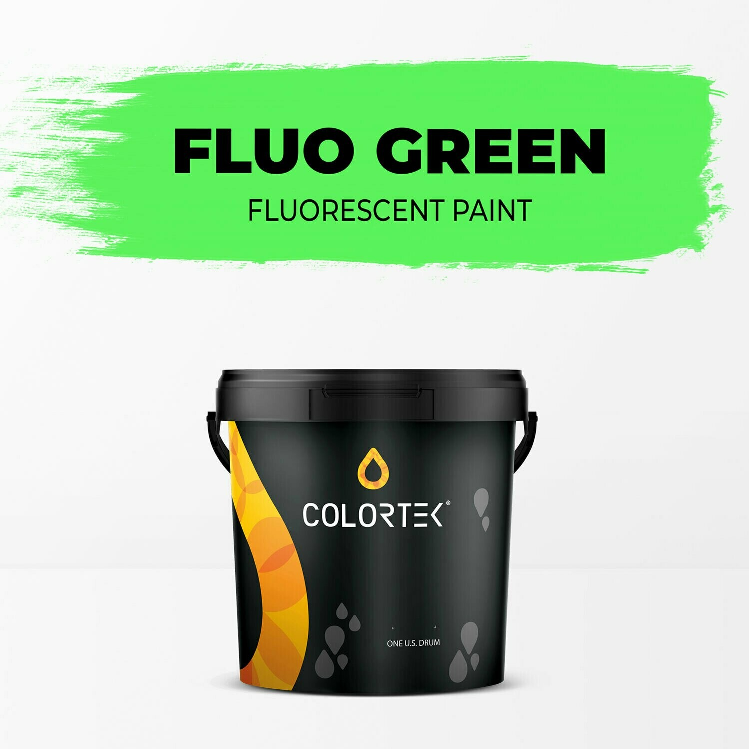 Colortek Fluorescent Paint