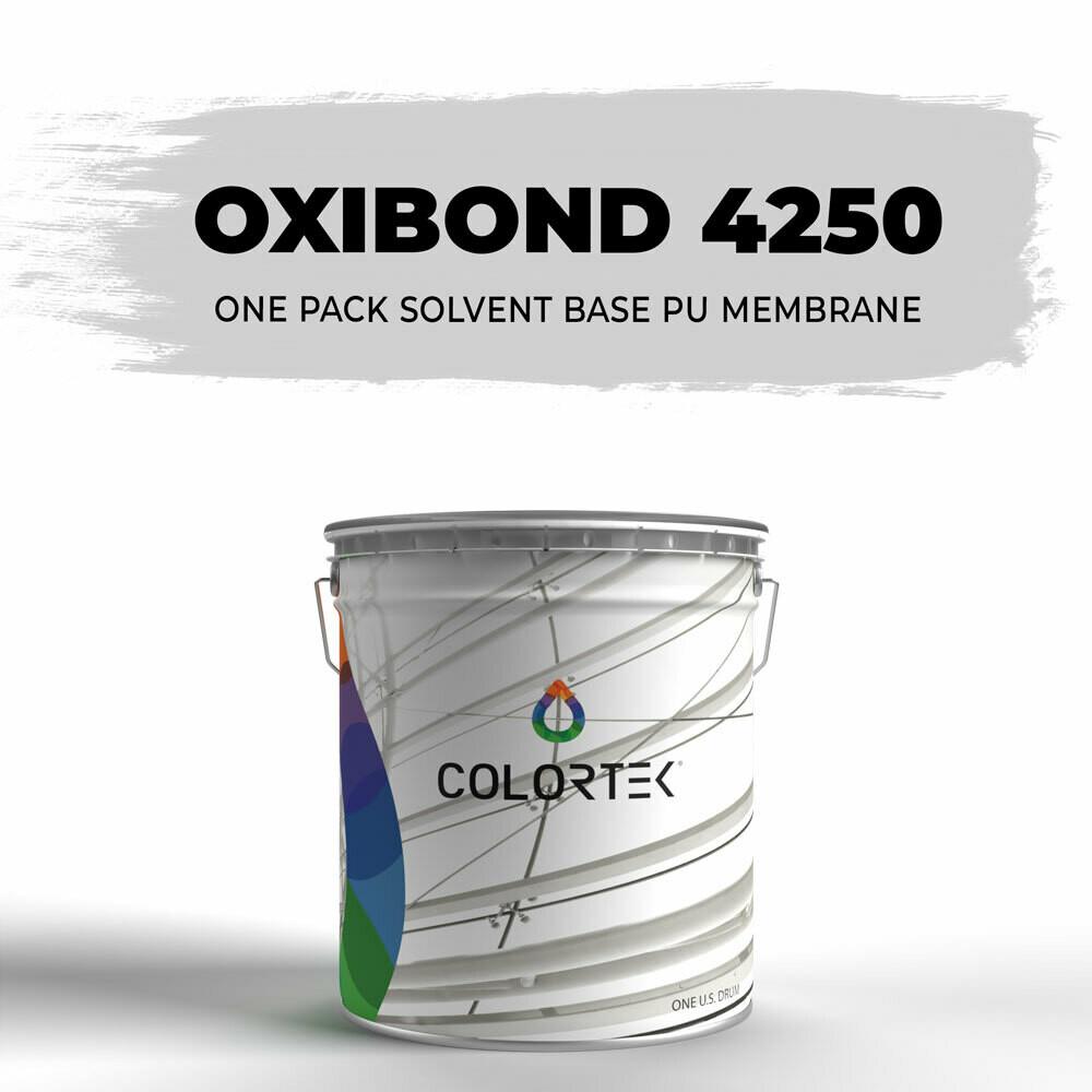 Oxibond 4250 - One Pack Solvent Based Polyurethane Membrane