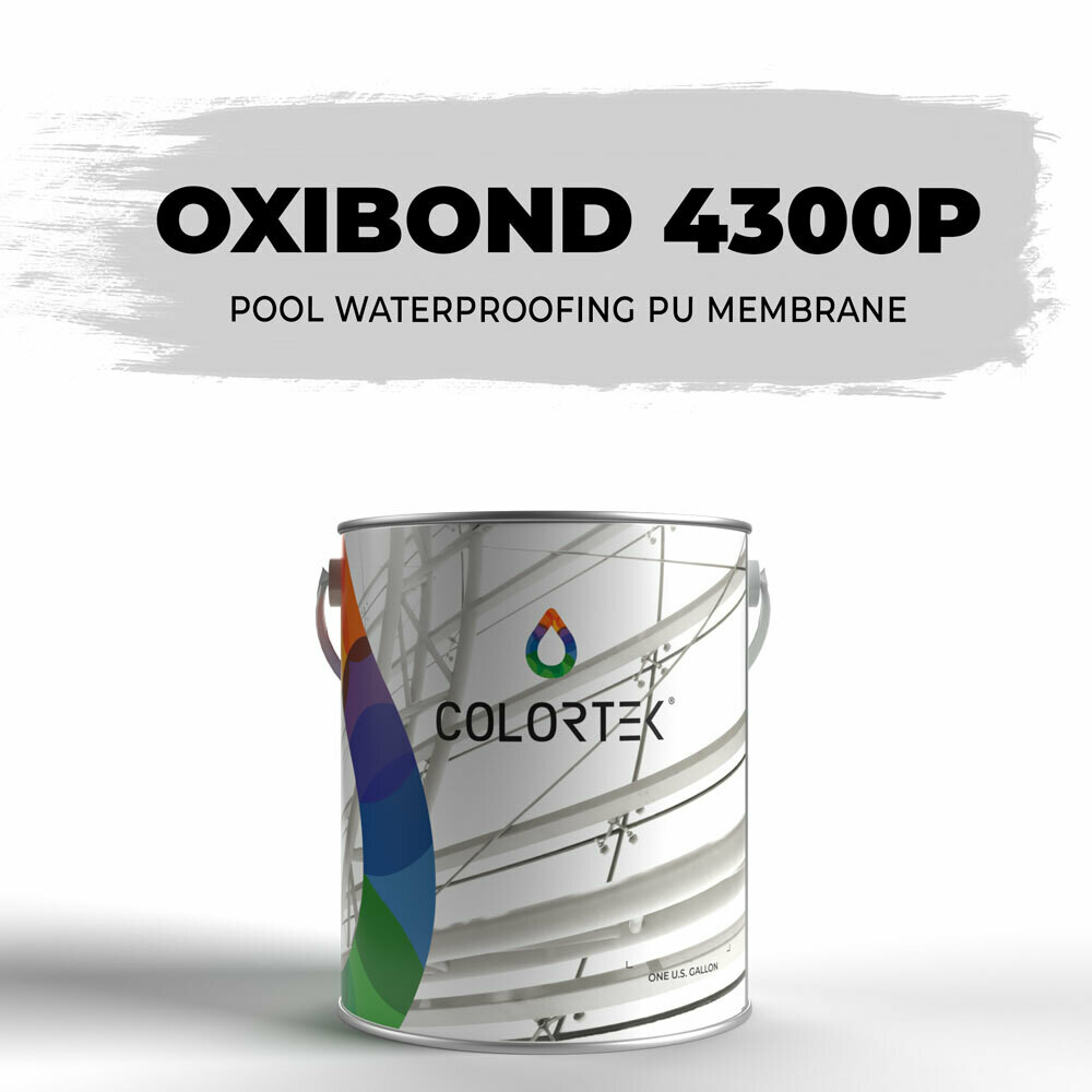 Oxibond 4300 Pool - Pool Polyurethane Waterproofing Paint