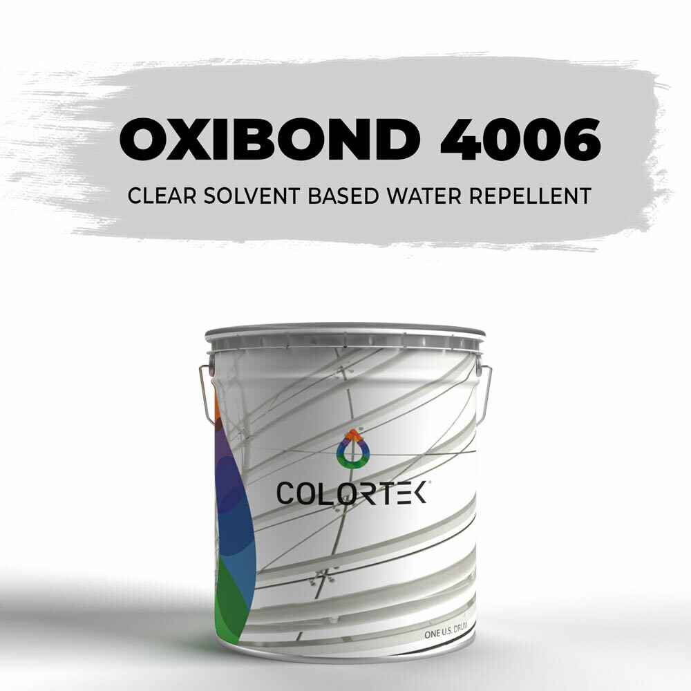 Oxibond 4006 - Clear Solvent Based Water Repellent