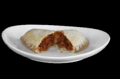 SOY CHORIZO 3-Pack Frozen Empanadas Vegan