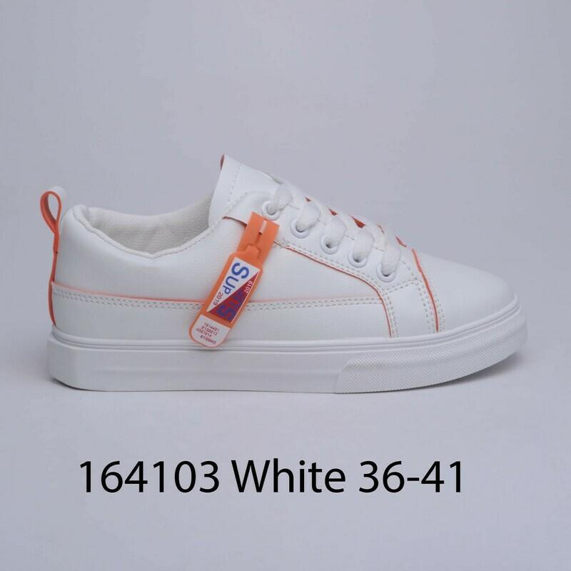 ПАТИКИ МОДЕЛ 164103 WHITE 36/41