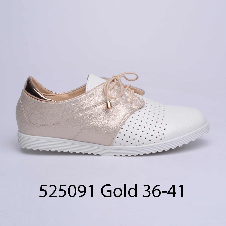 ЧЕВЛИ МОДЕЛ 525091 GOLD 36/41