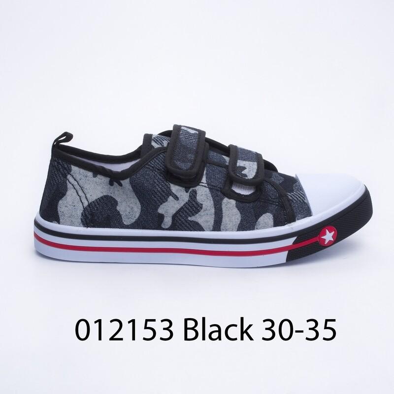 ПАТИКИ МОДЕЛ 012153 BLACK 30/35