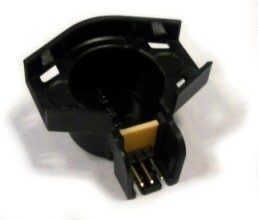 Encoder voor rookgasventilator