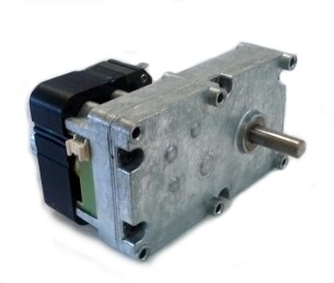 Reductiemotor 1,5RPM + Encoder