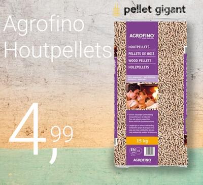 Agrofino Houtpellets 15kg