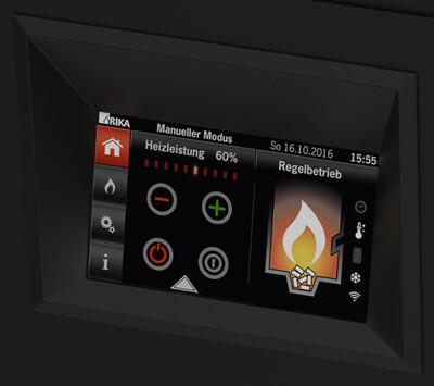 Touchscreen display RIKA B17158