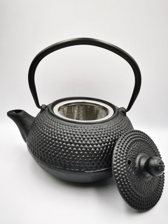Japanse theepot zwart
